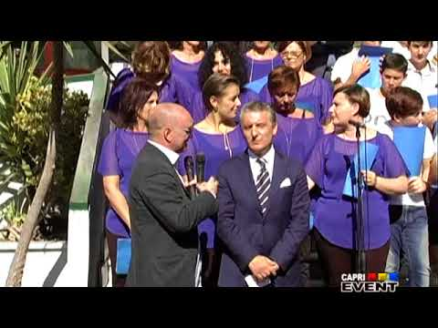 SPECIALE INAUGURAZIONE PALESTRA SCUOLA MEDIA D'AVINO