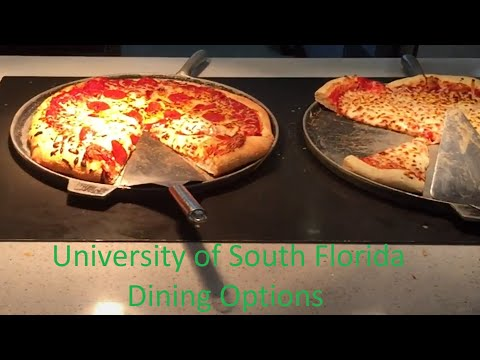 USF Student Dining Food Plans At University Of South Florida Tampa