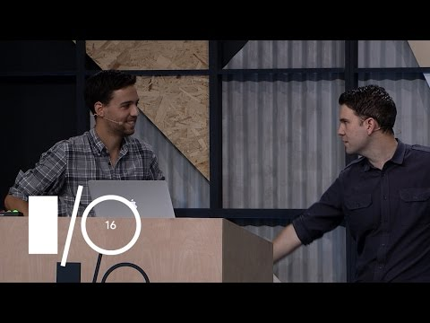 Web Performance Tooling  - Google I/O 2016