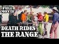 DEATH RIDES THE RANGE   Ken Maynard   Full Length Western Movie   English   HD   720p