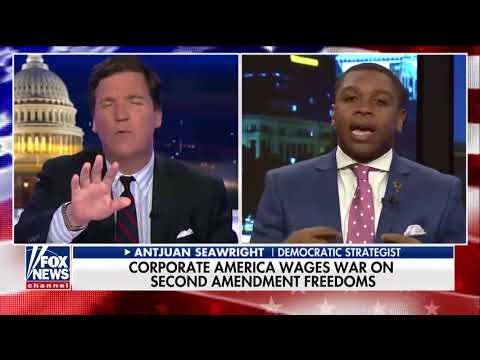 KNOW WHY Tucker Carlson SAID CORPORATE POWER SHOULDN'T BE POLITICAL POWER