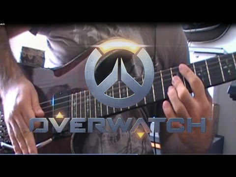 Overwatch - Trailer Theme - Cover [HD]