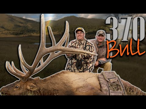 A Monster's Last Bugle! Elk Hunting With Guy Eastman