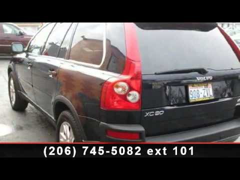 2006 volvo xc90 first national fleet and lease seattle youtube. Black Bedroom Furniture Sets. Home Design Ideas