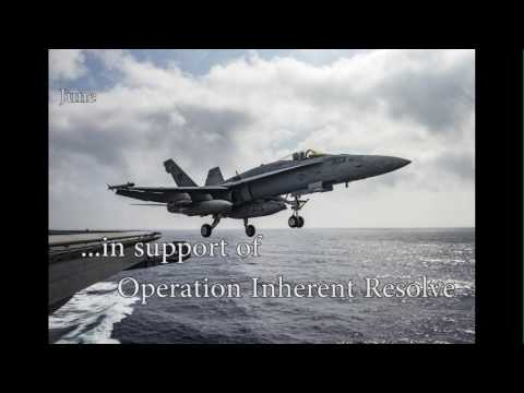 U.S. Naval Forces Europe/Africa, U.S. 6th Fleet Year in Review