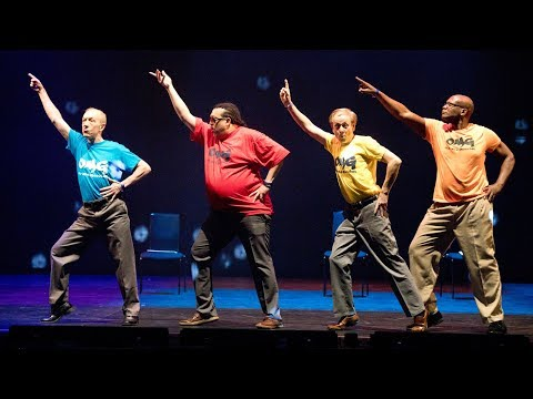 Old Men Grooving - Groove Is In The Heart at Breakin' Convention LONDON