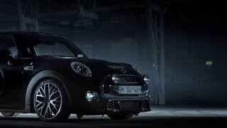 TURN ON ROGUE MODE   The New MINI JCW Pro Edition
