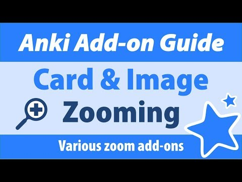 Anki Add-on Guide: Zooming Into Cards & Images