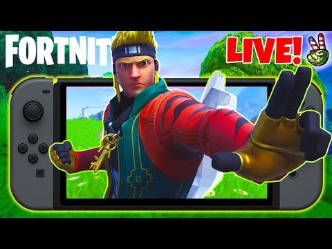 Pro Nintendo Switch Player! // HOW TO GUARD YOUR KEYS 101!!! // (Fortnite Battle Royale LIVE)
