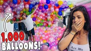 Filled Kylie's Room with 1000 balloons! LAST VLOG ➨ https://youtu.be/XHgikcSVAx8 TWITCH: https://www.twitch.tv/dohnz SUB to GRADY: https://www.youtube.com/gr...