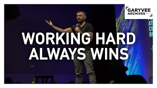 Why You Should Work Hard and Not Work Smart