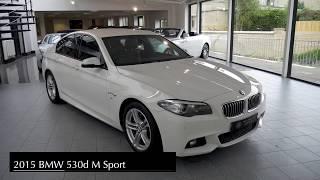 2015 BMW 530d M Sport - Exterior and Interior Walkaround
