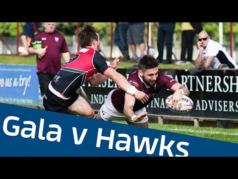 AS LIVE | Gala RFC v Glasgow Hawks