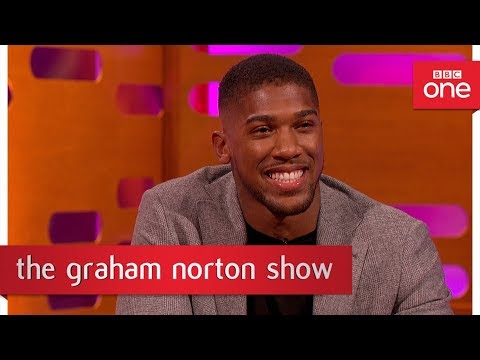 Download Youtube: Graham Norton tries out Anthony Joshua's training routine - The Graham Norton Show - BBC One