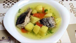 Уха по-домашнему, вкусно и просто / Рыбный суп/ Уха / Уха из речной рыбы