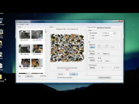 Shape Collage - Free Automatic Photo Collage Maker