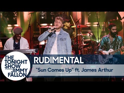 Rudimental ft James Arthur: Sun Comes Up