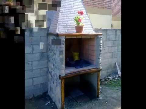 Construcci n barbacoa casera 100 100 homemade barbecue construction youtube - Como construir una barbacoa casera ...