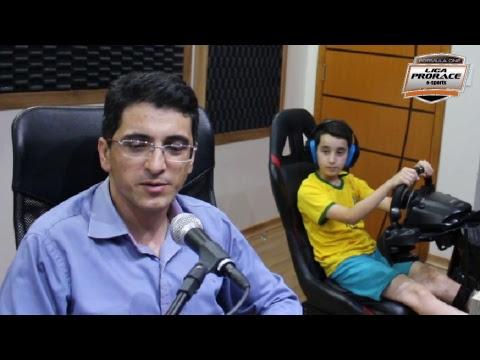 NOVO HUD F1 PRORACE   GP DO AZERBAIJÃO   PC ROOKIE   COM RÉGIS MORENO   TEMP. 11   ETAPA 05 DE 08