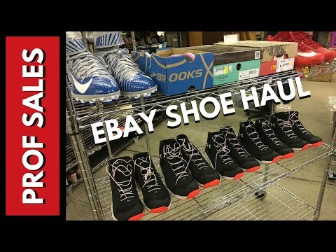 Our Ebay Shoe Sourcing Trip