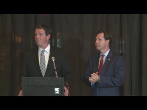 """Adam Edelen, Matt Jones launch """"New Kentucky Project"""" - 11 p.m. report"""