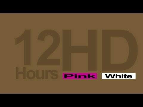 Brown Noise 12 Hours - Study Relaxation Meditation Tinnitus  Crap/Wet Pants Turtle Polish