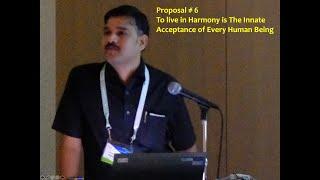 Proposal 06: Innate Acceptance