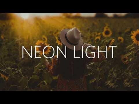 Over Easy & Heather Sommer - Neon Light (Lyrics)