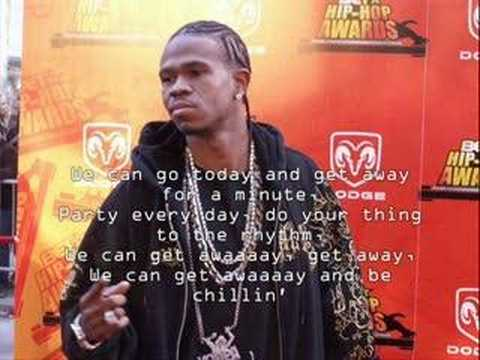 Chamillionaire - The Ultimate Vacation (W/ LYRICS)