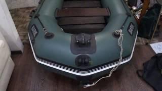 видео лодки пвх барк