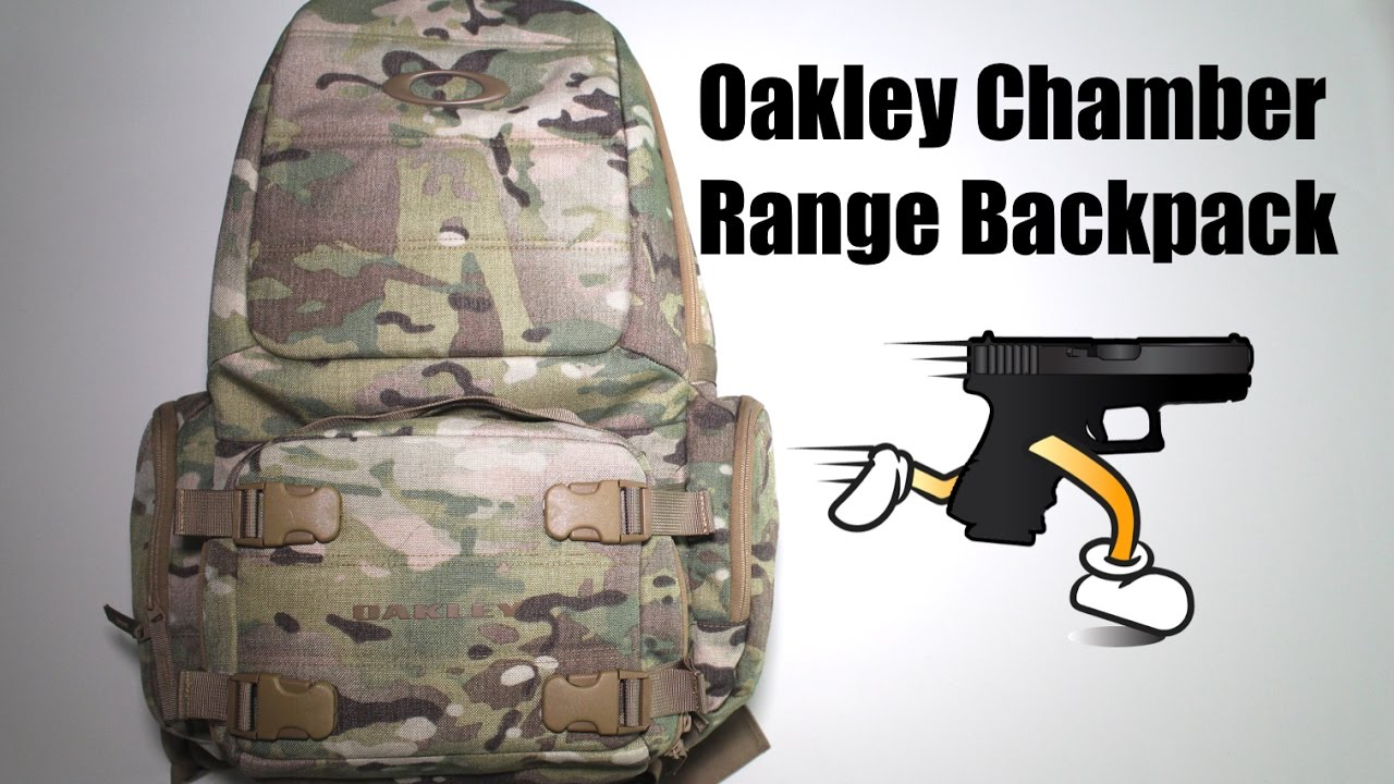 Bullet Proof Backpack Oakley Chamber Range Bag Review
