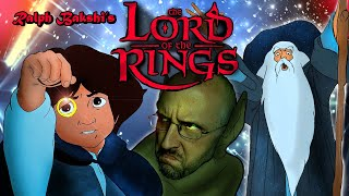 The Animated Lord of the Rings - Nostalgia Critic