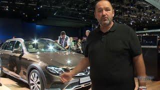Mercedes Presents Generation EQ Concept SUV in Paris