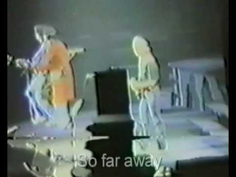 Dire Straits - Concert  Montreal July 23 1985