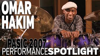 Omar Hakim, PASIC 2007 - part 1