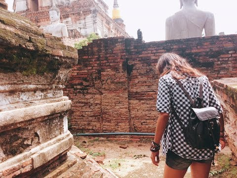 Travel Guide to Ayutthaya, the Ancient city of Siam | Vlog #048