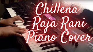 Download Hindi Video Songs - Chillena - Raja Rani - G.V.Prakash - Piano Cover