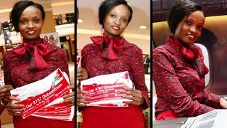 Working with Kenya Airways as a Promotional Model || Brand Ambassador