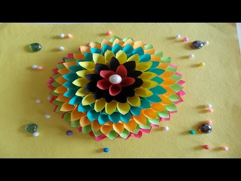 DIY Room Decor Ideas : How to Make Paper Crafts Ideas to Decorate Your Home | Diwali Decoration