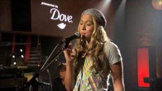 Colbie Caillat - Fearless - Live Walmart Soundcheck