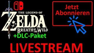 The Legend of Zelda Breath of the Wild Livepart 3