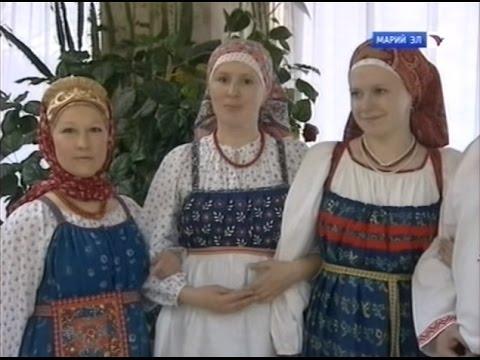 АРТ-Мари - Межрегиональный конкурс народного костюма в Йошкар-Оле