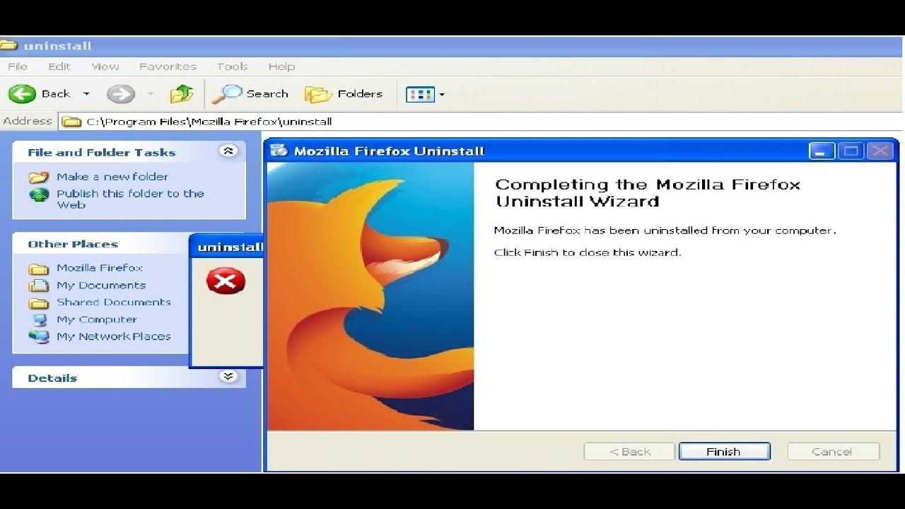 Firefox For Mac Uninstall
