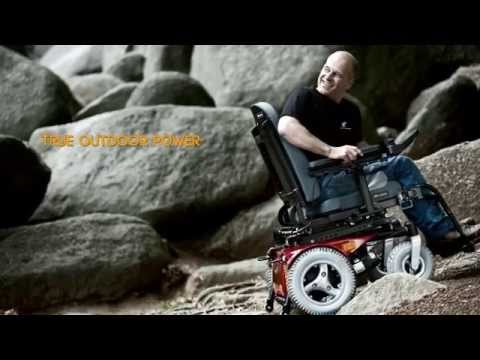 quickie-jive-r²---power-wheelchair