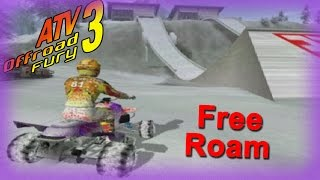 ATV Offroad Fury 3 - Free Roam Moments