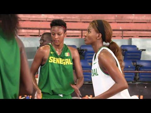 Senegalese women's basketball - Representing in Rio