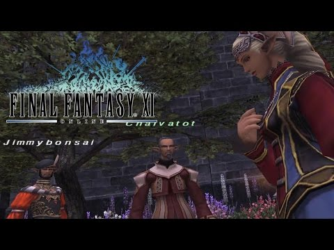 San d'Oria Rank 3 Missions | The Return of Accents! |  FFXI Fresh Start in 2017