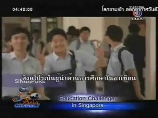 zenith on TV3 Asia connect 2
