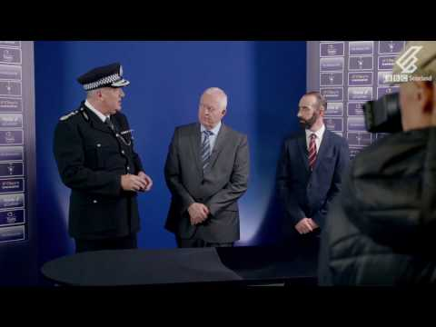 The Chief does the Scottish Cup draw | Scot Squad