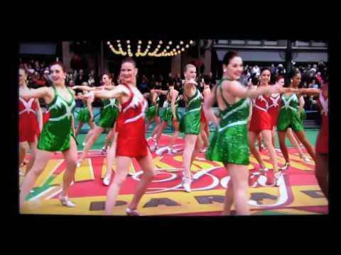 Rockettes Macys Parade 2016